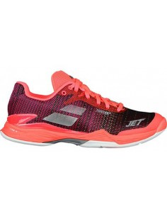 Babolat Jet Mach II Clay Woman Pink/Silver