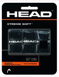 Head Xtreme soft black