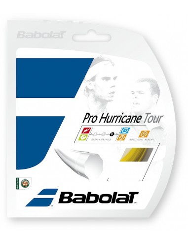 Bespanservice: Babolat Pro Hurricane Tour