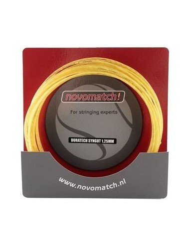 Novomatch Duratech Syn Gut Gold 1.25mm