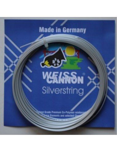 Bespanservice: Weiss Cannon Silverstring
