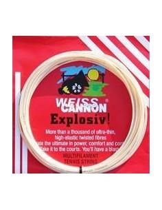 Bespanservice: Weiss Cannon Explosiv!