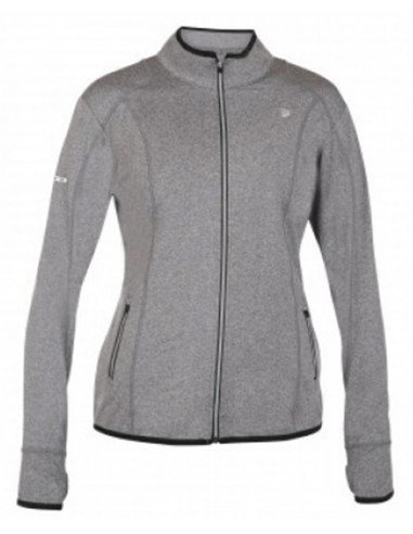 Pure Lime Athletic Jacket Grey