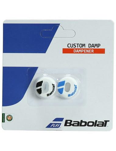 Babolat Custom Damp White/Blue