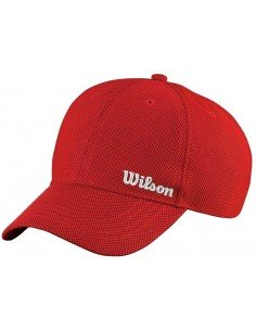 Wilson Summer Cap Red