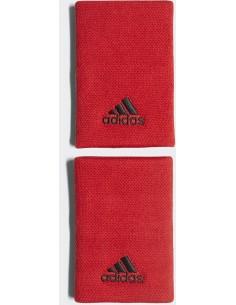 Adidas Wristband Large Red