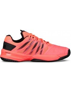 K-swiss Ultrashot Heren Neon Blaze/Black