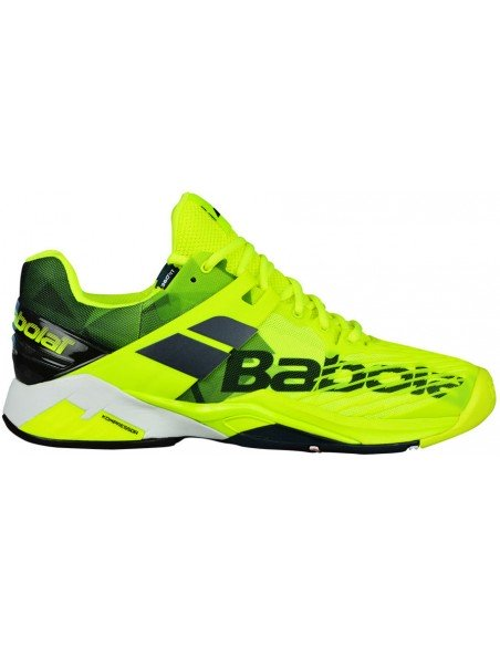 Babolat Propulse Fury Clay Men Fluo Yellow/Black