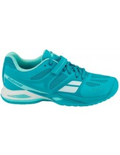 Babolat Propulse Omni Clay Women Blue