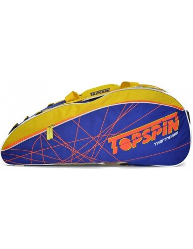 Topspin Thermobag Velpex Blue-Yellow