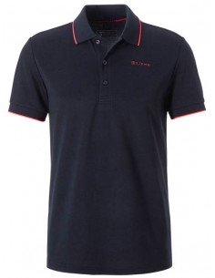 Sjeng Sports Men Polo Art Dark Blue