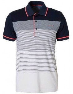 Sjeng Sports Men Polo Anderson White