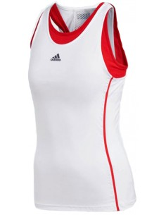 Adidas Barricade Tank Women White
