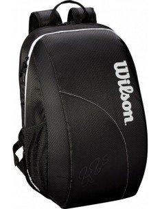 Wilson Federer Team Backpack Black/White