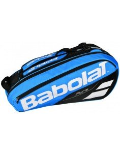 Babolat Racket Holder X6 Pure Drive Blue/black