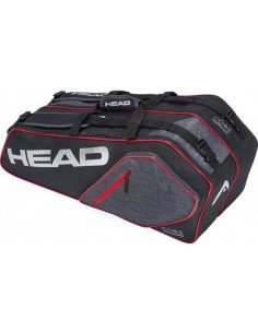 Head Core 6R Combi 2018 Black/Silver
