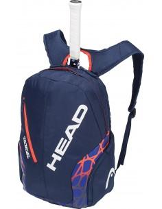 Head Radical Rebel backpack BL/OR