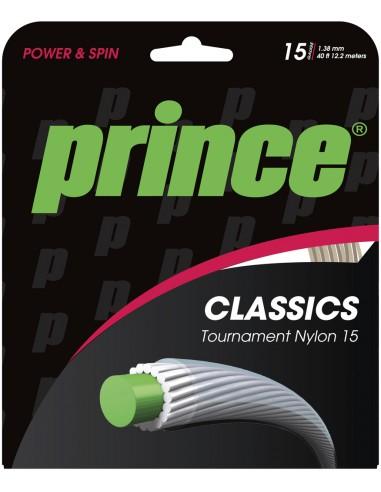 Bespanservice: Prince Tournament Nylon 15L (gratis)