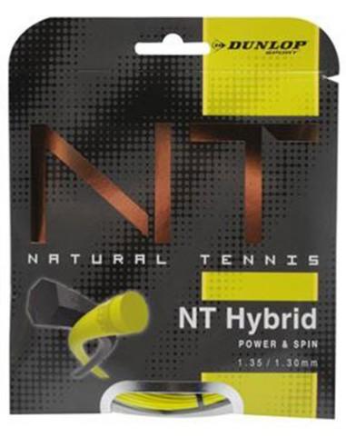 Bespanservice: Dunlop Revolution NT Black Yellow (Gratis)
