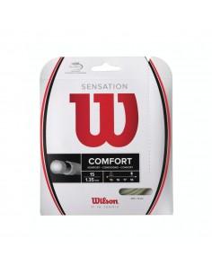 Bespanservice: Wilson Sensation Comfort (Gratis)
