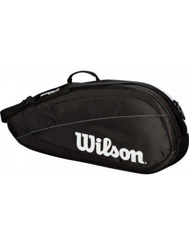 Wilson Federer Team 3 Pack Black/White