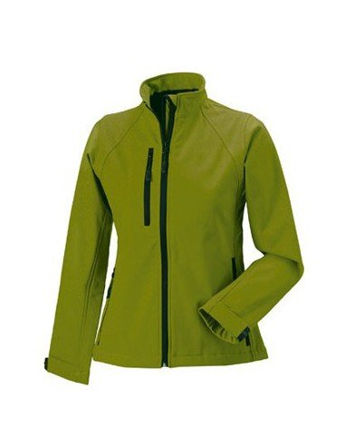 Russell Ladies Soft Shell Jacket Cactus