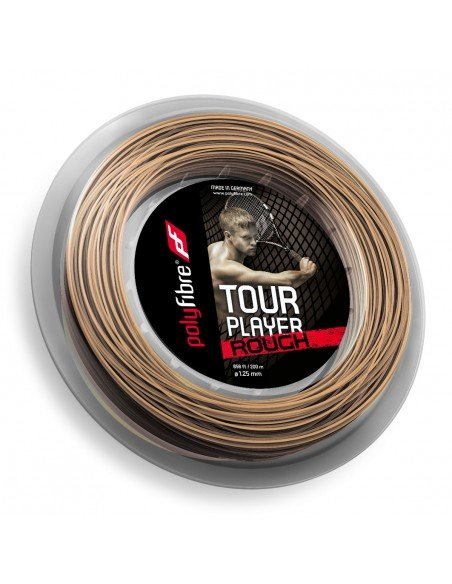 Polyfibre Tour Player Rough