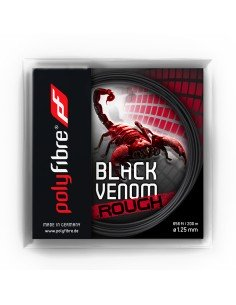 Polyfibre Black Venom Rough Set