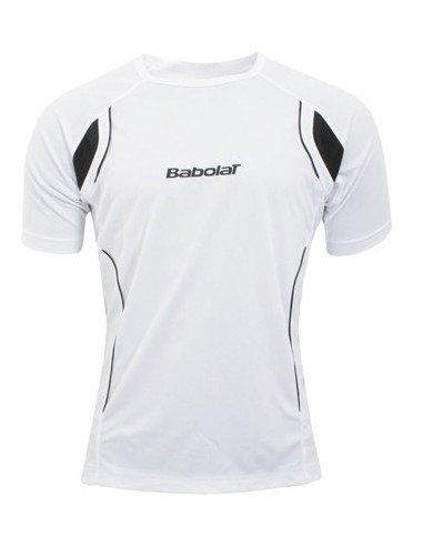 Babolat Club T-shirt Boy's white