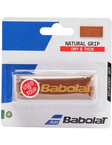 Babolat Naturel Grip Brown (Leather)
