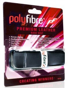 Polyfibre Premium Leather Base Grip