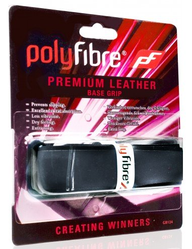 Polyfibre Premium Leather Base Grip
