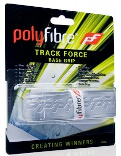 Polyfibre Track Force Base Grip Silver
