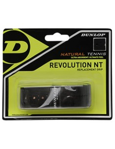 Dunlop Revolution NT Basisgrip Black