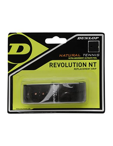 Dunlop Revolution NT Basisgrip Black