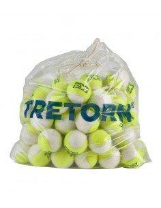 Tretorn Plus Geel/Wit trainer
