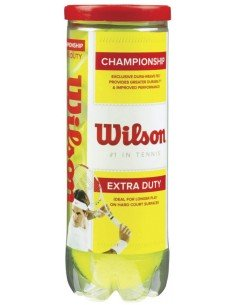 Wilson Championship Extra Duty 3 Pack