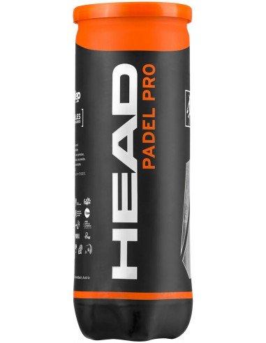 Head Padel Pro 3-Pack
