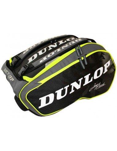 Dunlop Padel Paletero Elite Black/Yellow