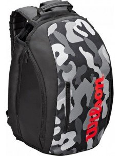 Wilson Backpack Camo Black