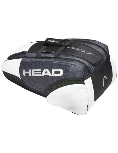 Head Novak Djokovic 12R Monstercombi