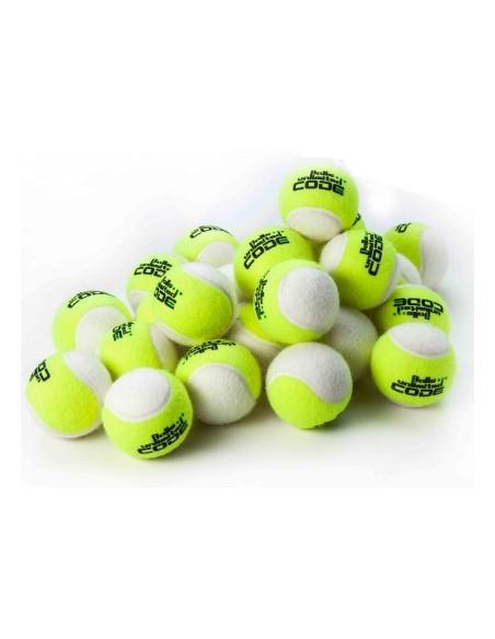 Balls Unlimited Code Green 60 - Geel/Wit