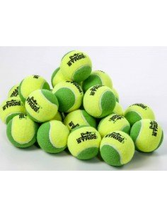 Unlimited Balls Stage 1 Green/Yellow 60 stuks