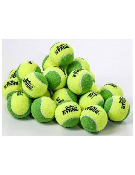 Balls Unlimited Balls Stage 1 Green/Yellow 60 stuks