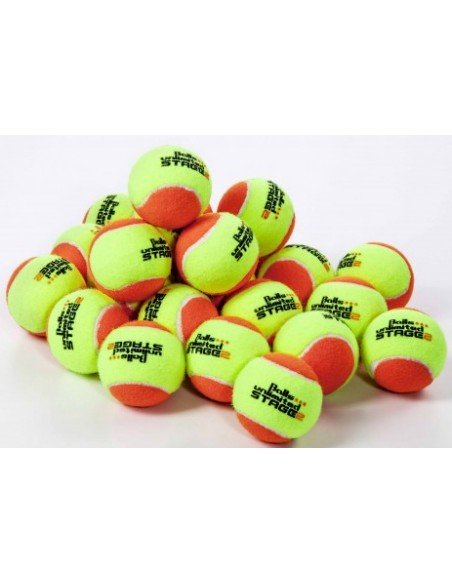 Unlimited Balls Stage 2 Orange /Yellow 60 stuks