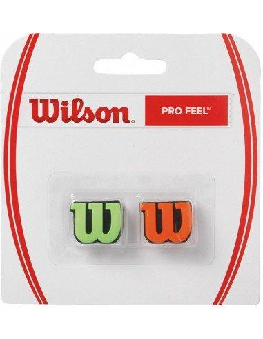 Wilson Pro Feel Groen/Oranje