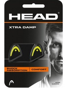 Head Xtra Damp Geel