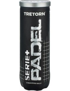 Tretorn Serie+ Padel 3-pack