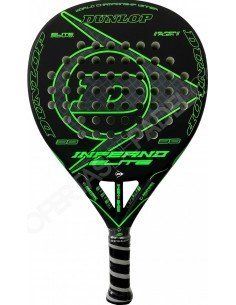 Dunlop Padel Inferno Elite LTD Green