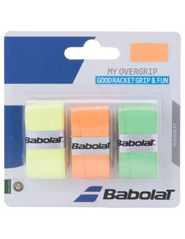 Babolat My Overgrip 3-pack